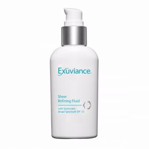 קרם נוזלי לאיזון עור שמן –   Sheer Refining Fluid SPF 35